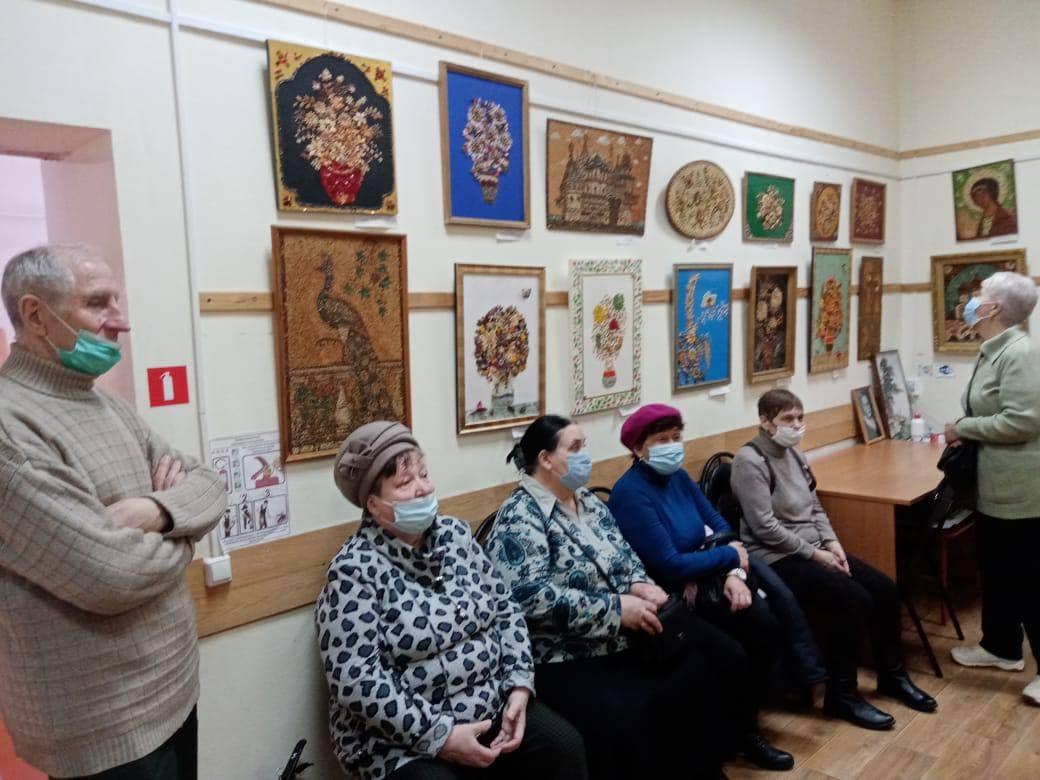 Активное долголетие» из Рузского городского округа в Верее