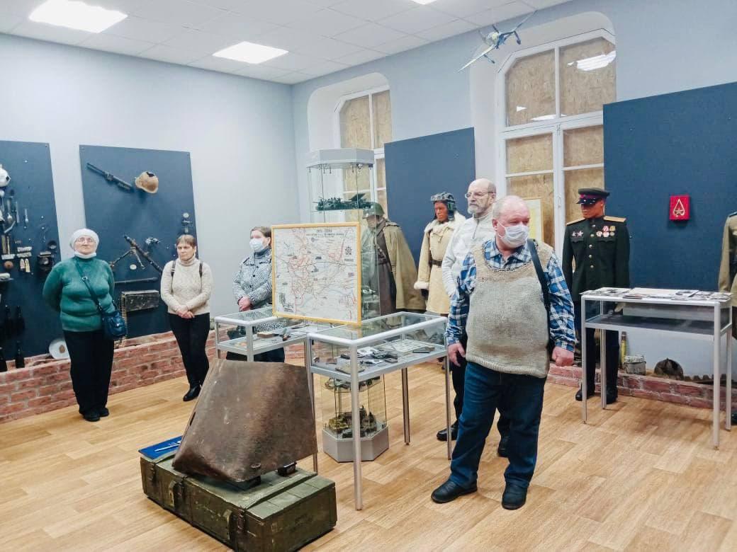 Активное долголетие в Можайском музейно-выставочном комплексе