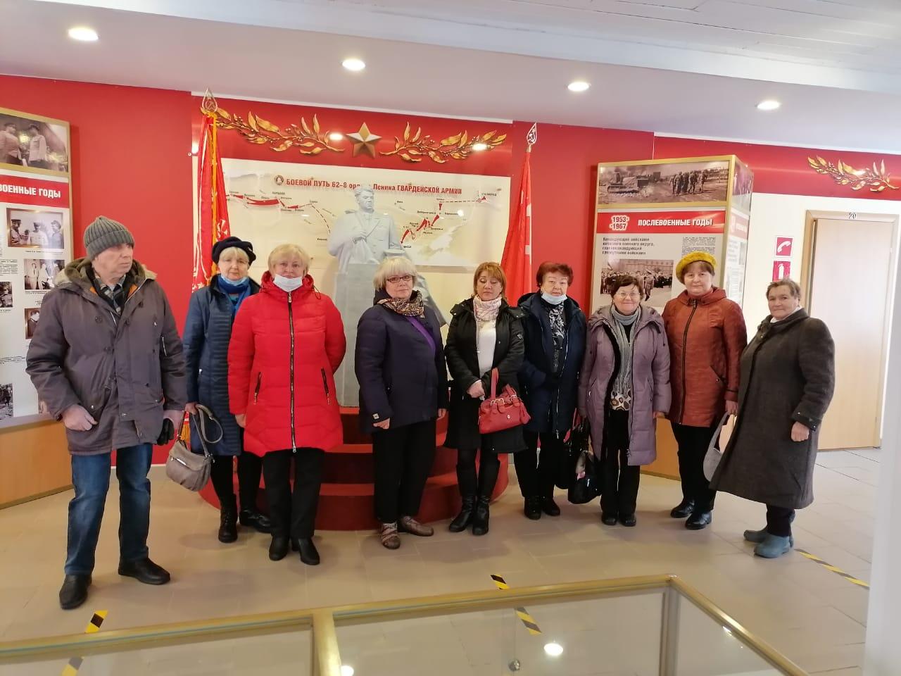 Экскурсии по Подмосковью для участников проекта «Активное долголетие!»