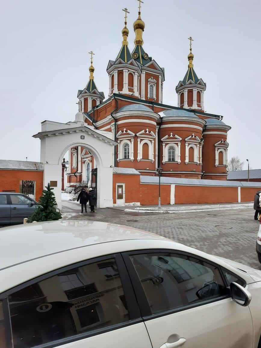 Экскурсионная поездка в Коломну