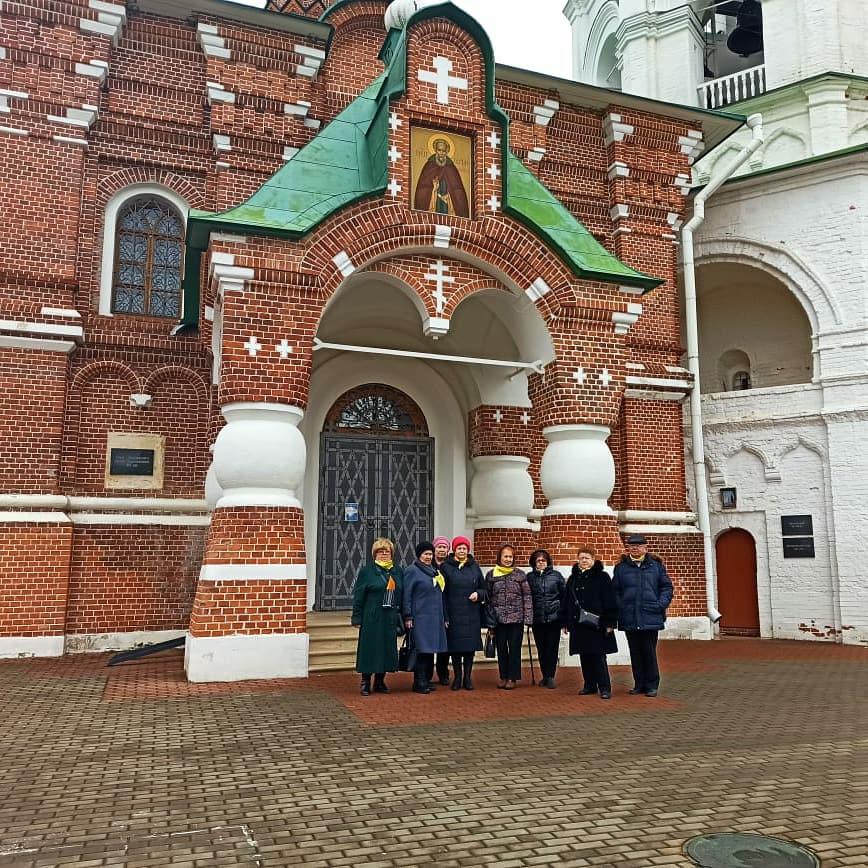 Экскурсия в Дмитровский район