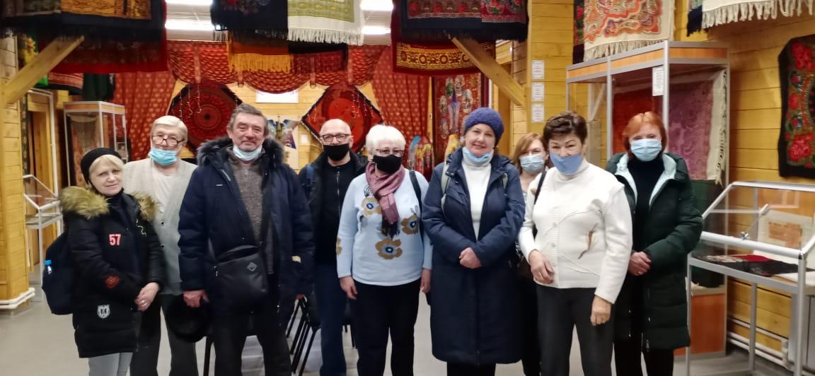 Экскурсия в Павловский-Посад
