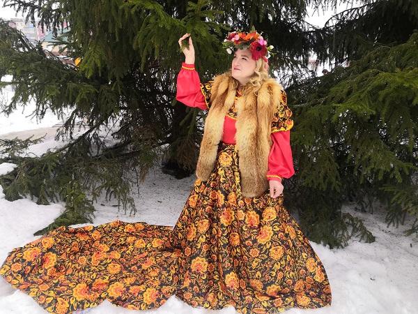 онлайн-фотоконкурс «Русская красавица»