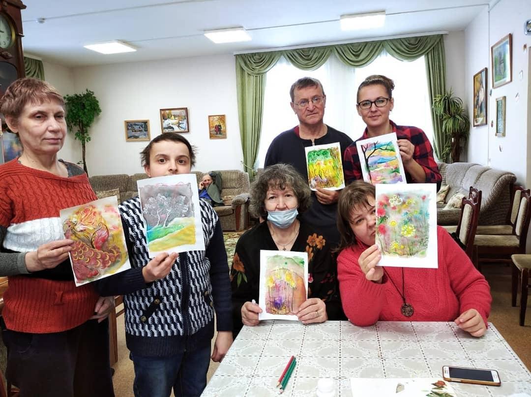 Открыт набор в отделение социальной реабилитации (г. Чехов)