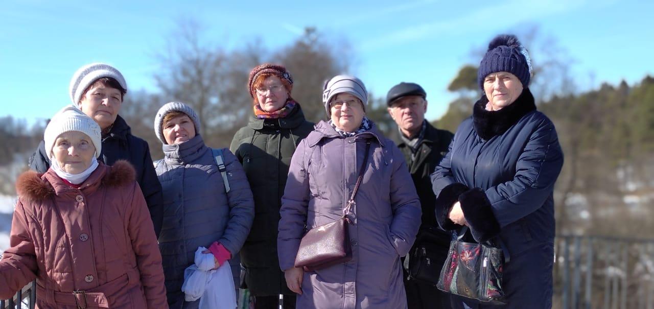Участники программы Активное долголетие в Подмосковье из Чехова отправились туристическим маршрутом в город Подольск.