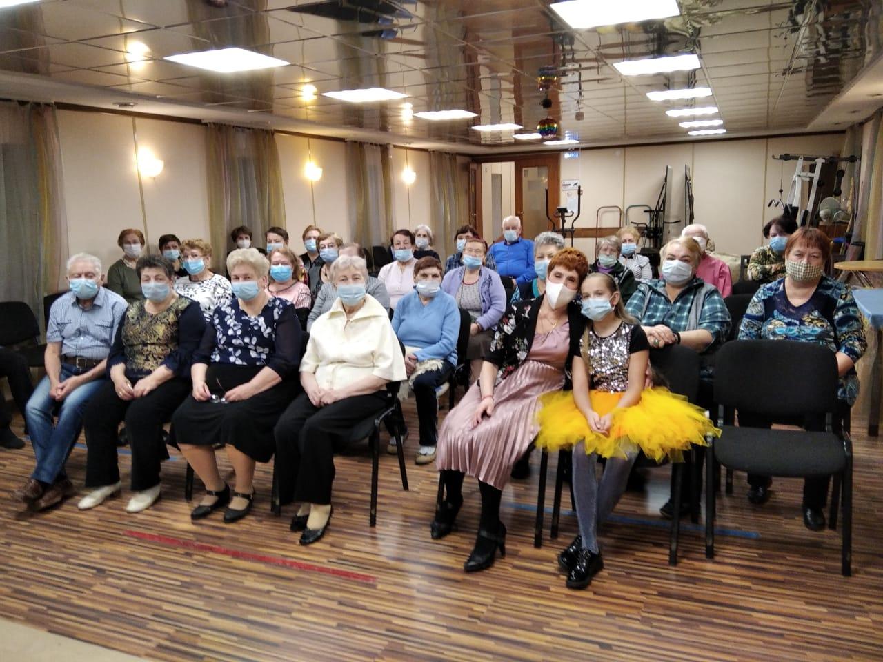 Выступление Агаты Букреевой в Акрихин-Здоровье