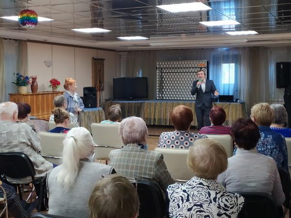 ВИА «Аспект» — концерт для центра «Акрихин-Здоровье»